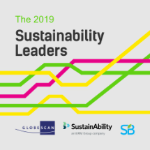 Tata among Top Sustainable Companies in the APAC Region GlobeScan's Leaders Survey 2019