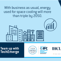 IFC and IHCL launch a global call for Innovators to bring Climate-smart Cooling Solutions to Indian Hospitality Sector.