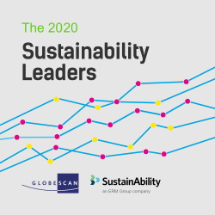 Tata Group Ranks among the Top 15 Sustainability Leaders Globally GlobeScan's Leaders Survey 2020